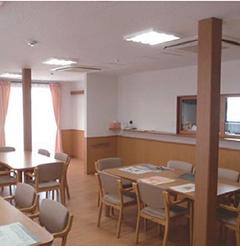 コミュニティリビング・食堂