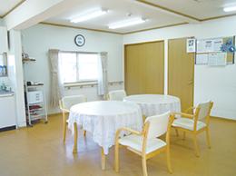 食堂兼機能訓練室